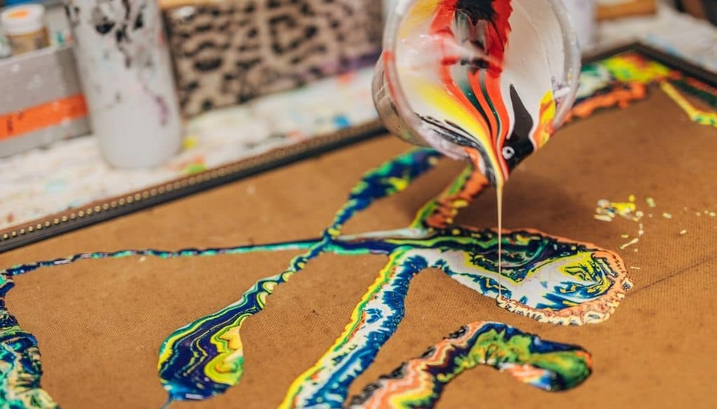 Acrylic Pouring Medium Guide