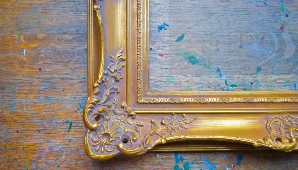 Should Paintings Be Framed Under Glass?