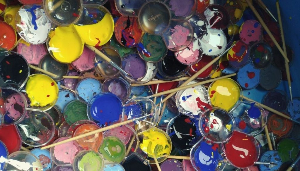 How To Dispose of Acrylic Paint?